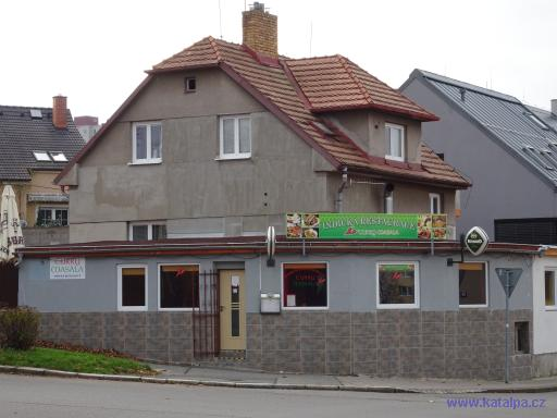 Indická restaurace Curry Masala - Praha Háje
