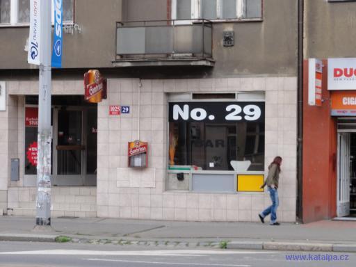 Bar No. 29 - Praha Vršovice