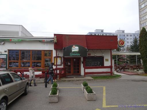 Stodola house - Praha Háje
