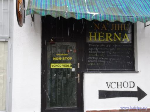 Herna Na jihu - Praha Háje