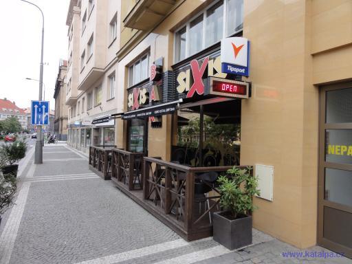 Bar Sixis - Praha Dejvice