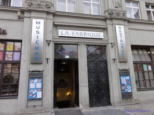 Music Bar La Fabrique - Praha