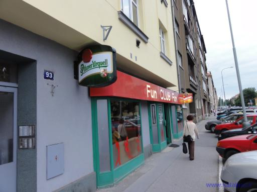 Fun Club - Praha Žižkov