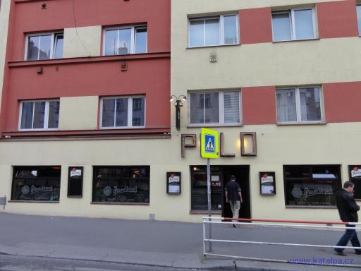 Polo - Praha Žižkov