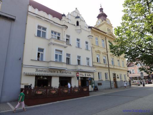 Restaurace a kavárna Dobrý Alibi - Benešov