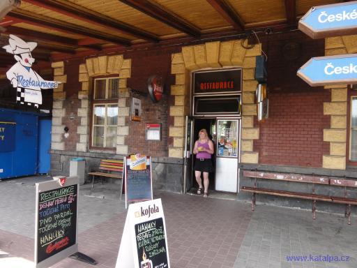 Nádraží - Veselí nad Lužnicí