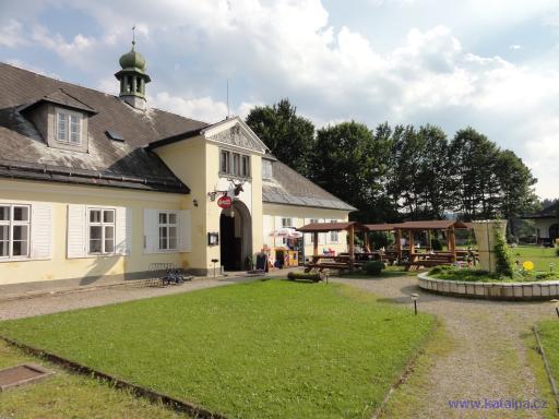 Restaurace Zámeček - Lenora