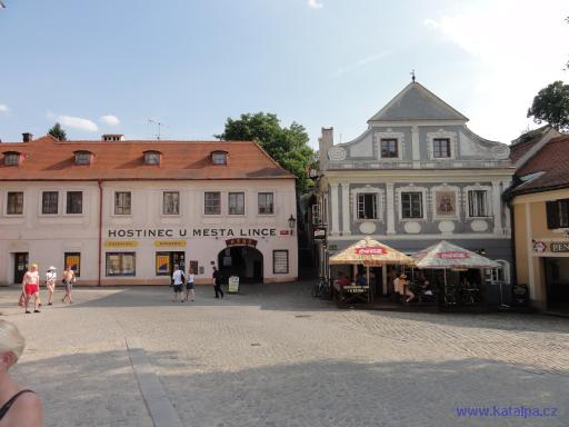 Hostinec U města Lince - Český Krumlov
