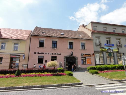 Restaurace U Krčína - Sedlčany
