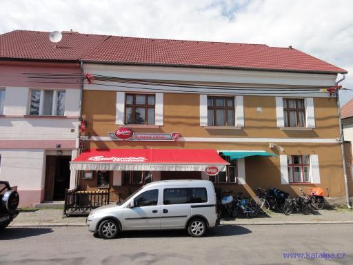 Restaurace U Bláhů - Krásná Hora nad Vltavou