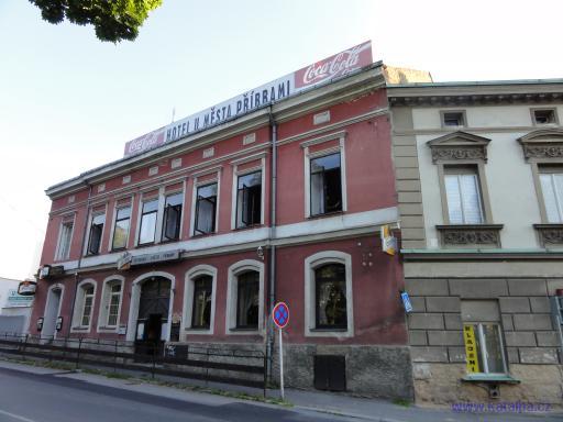 Hotel U města Příbrami - Příbram