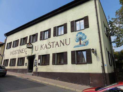 Hostinec U kaštanu - Vrané nad Vltavou