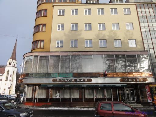 Hotel Grand - Šumperk