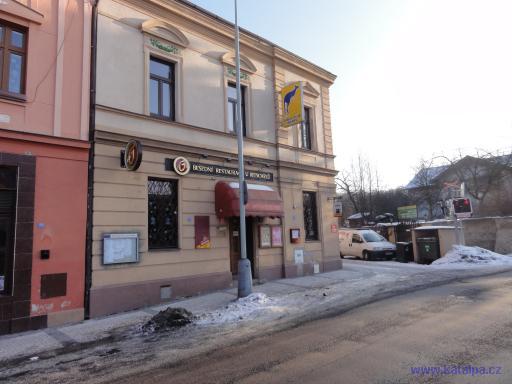 Besední restaurace U Ritschelů - Praha