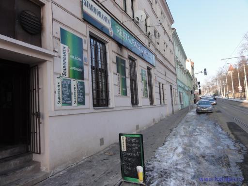 Restaurace U Velasů - Praha