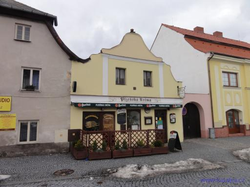 Plzeňská krčma - Vlašim