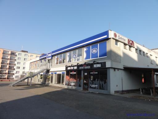 Bar Monika - Plzeň Bory