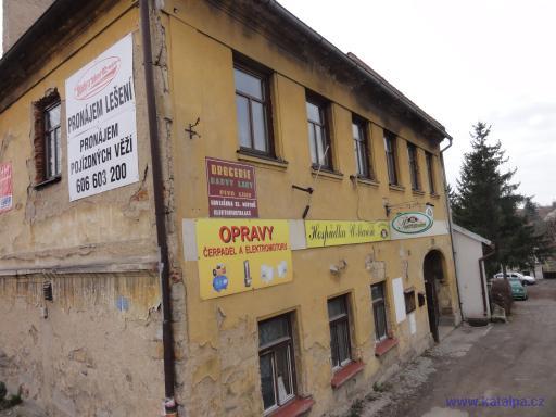 Hospůdka U Marešů - Velemín