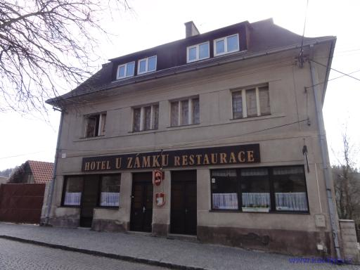 Restaurace U zámku - Rataje nad Sázavou