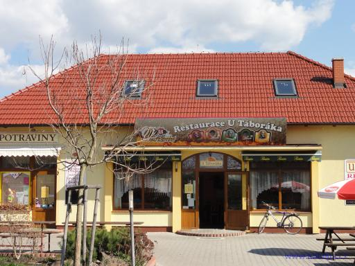 Restaurace U Táboráka - Rasovice