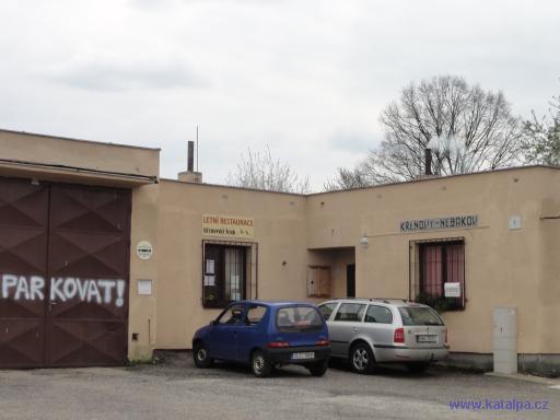 Letní restaurace Křenovský šenk - Křenovy-Nebákov