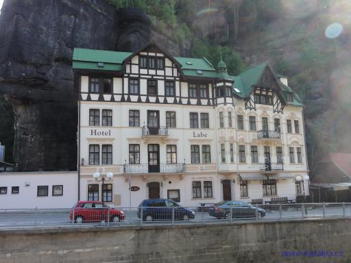 Hotel Labe - Hřensko