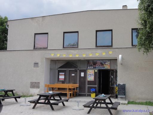 A club bar - Pavlov