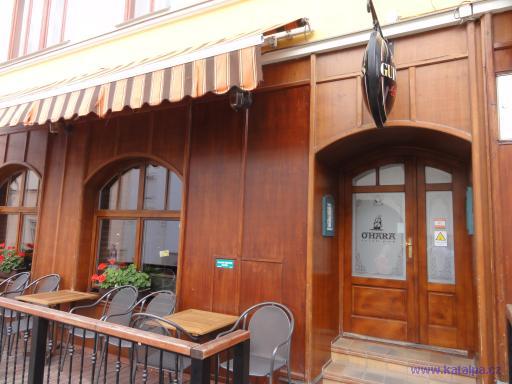 OHara Irish pub - Mikulov