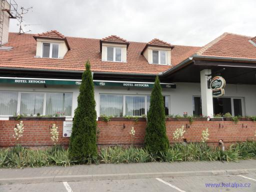 Hotel Zetocha - Hevlín