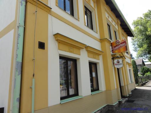 Restaurace 5. května České Budějovice