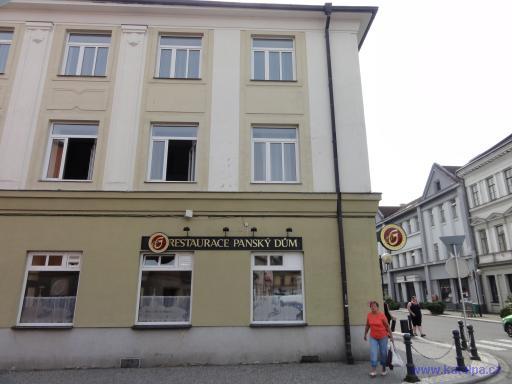 Restaurace Panský dům - Choceň