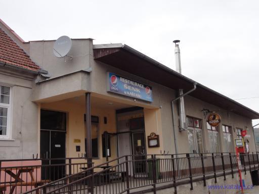Restaurace šenk U kaštanu - Černé Voděrady