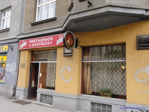 Restaurace U Bystřičky - Olomouc