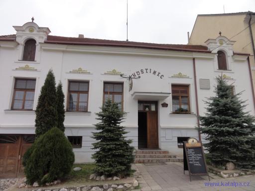 Hostinec - Pavlov
