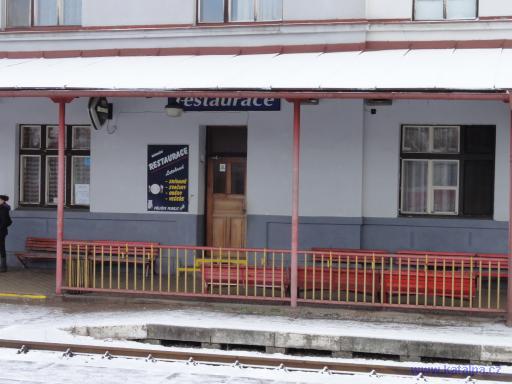 nádražní restaurace - Letohrad