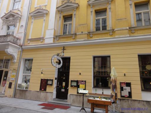 Restaurant U zlaté koule - Mariánské Lázně