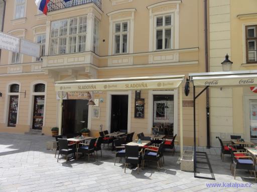 Sladovňa - Bratislava