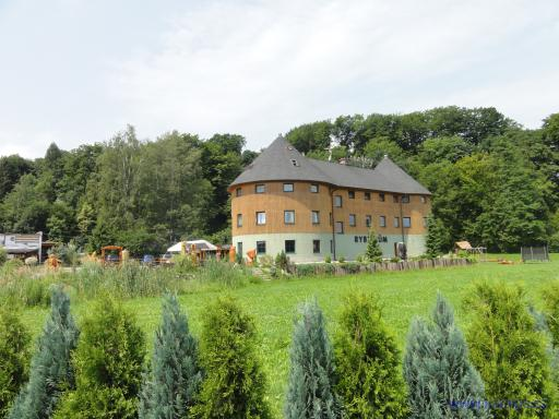 Rybí dům - Chotěbuz