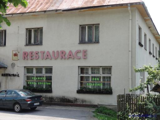Restaurace Kratochvíl - Miloňov