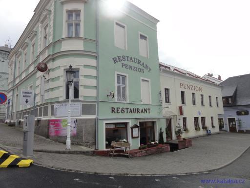 Restaurant Pod branou - Klatovy