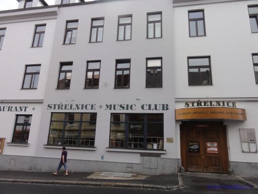 Music Club Střelnice - Klatovy