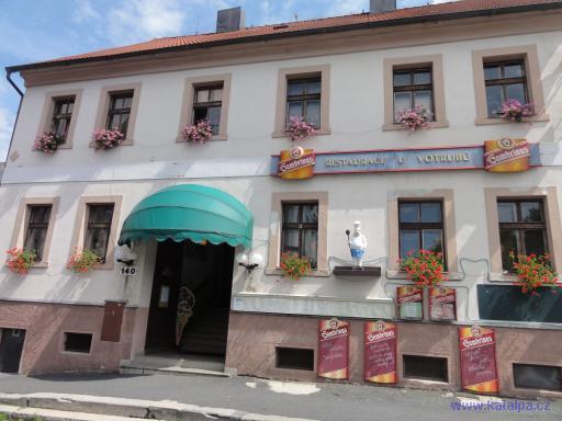 Restaurace u Votrubů - Kdyně