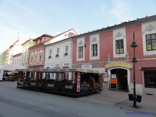 Restaurant Fishmen - Banská Bystrica