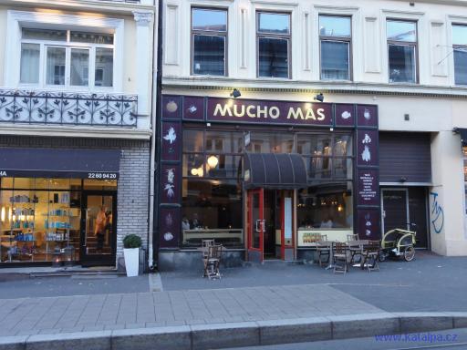 Mucho Mas - Oslo