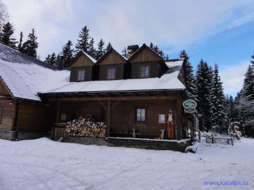Chata Na vyhlídce - Nová Ves u Rýmařova