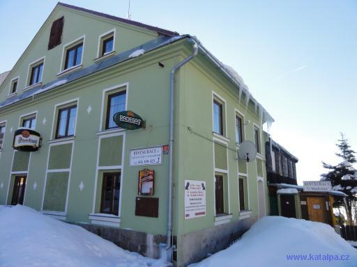 Restaurace U Medvěda - Horní Blatná
