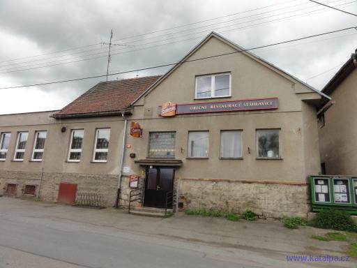 Obecní restaurace Šťáhlavice
