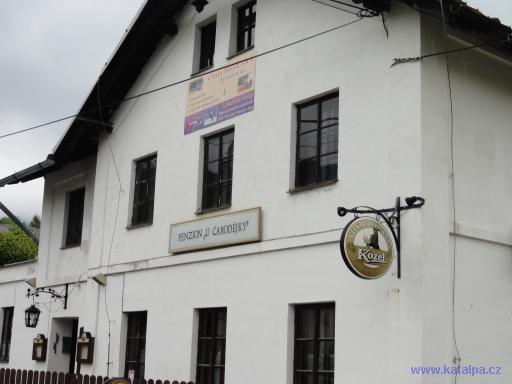 Penzion U Čarodějky - Vernířovice