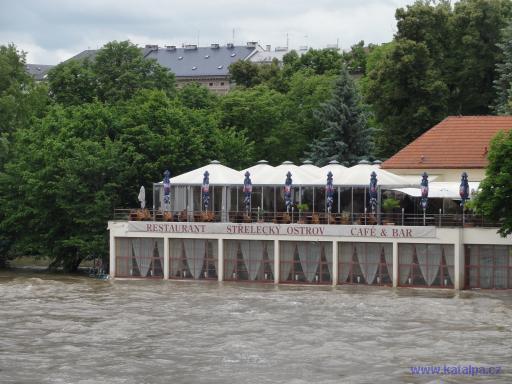 Restaurant Střelecký ostrov - Praha