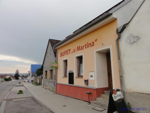 Bufet U Martina - Vráto